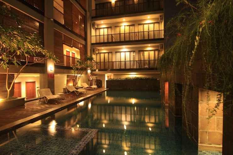 SWIMMING_POOL D'Anaya Hotel Bogor