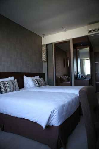 BEDROOM D'Anaya Hotel Bogor