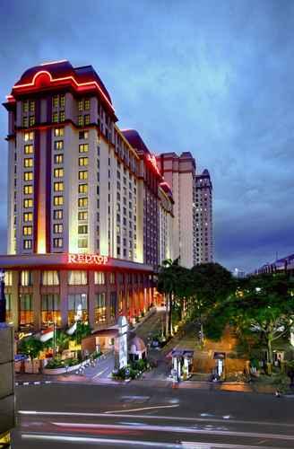 EXTERIOR_BUILDING Redtop Hotel & Convention Center