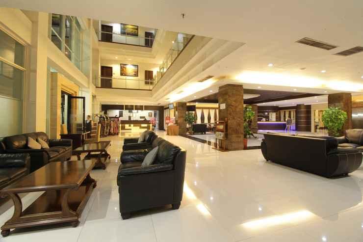 LOBBY Megaland Hotel Solo