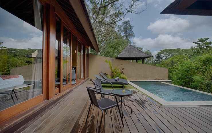 Samkhya Villas Ubud Bali - One Bedroom Villa Private Pool Valley View