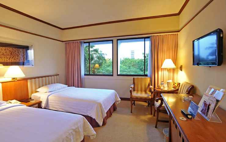 Elmi Hotel Surabaya - Superior Twin Room Only (COVID-19 Free Health Certificate Required)