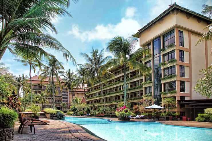 EXTERIOR_BUILDING The Jayakarta Yogyakarta Hotel & Spa