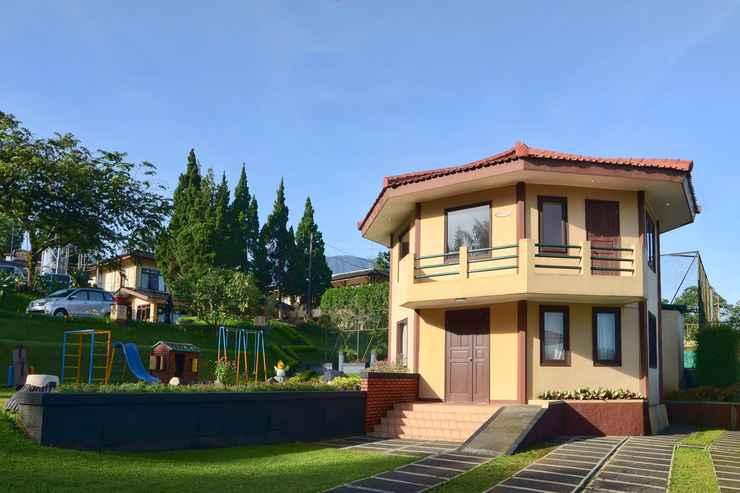 EXTERIOR_BUILDING The Jayakarta Cisarua Inn & Villas