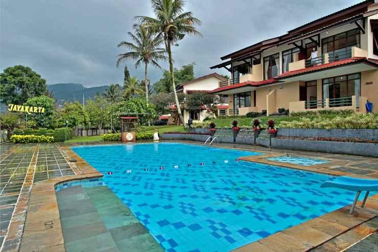 SWIMMING_POOL The Jayakarta Cisarua Inn & Villas