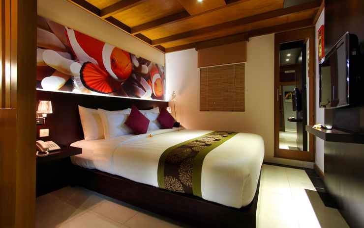 The Banyumas Villa Bali - Two bedroom Family Suite - Room Only