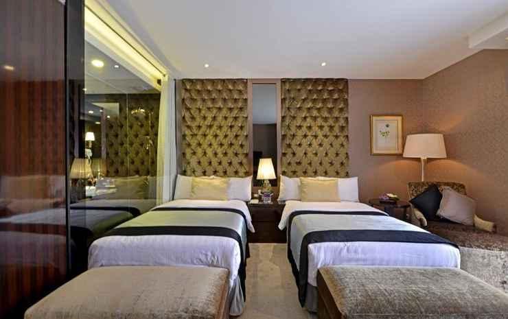Amaroossa Grande Bekasi Bekasi - Deluxe Twin Bed