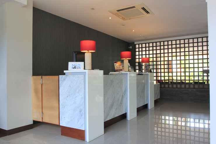 LOBBY The Victoria Hotel Yogyakarta