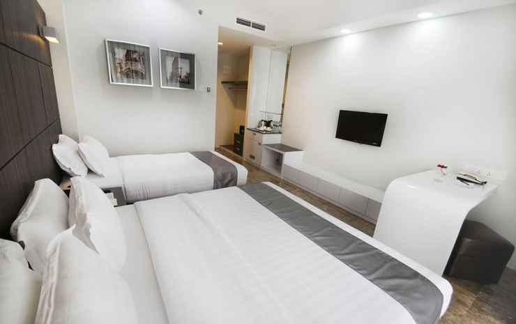 Dreamtel Jakarta Jakarta - Triple Room
