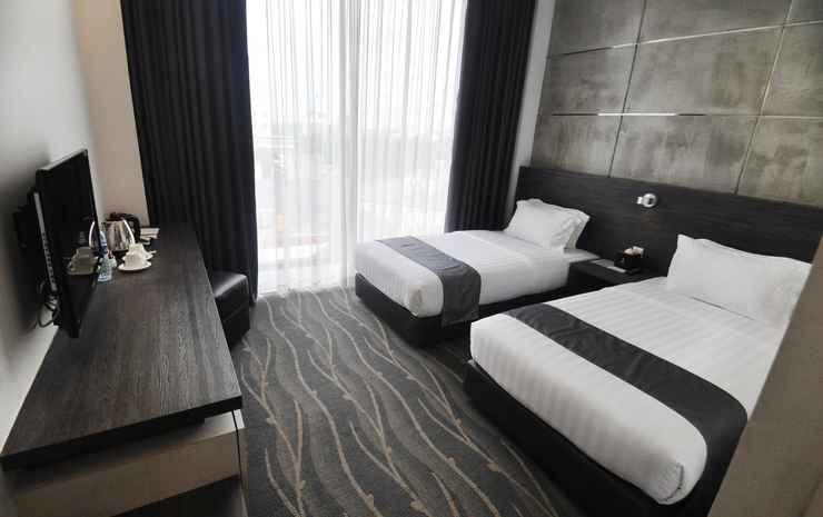 Dreamtel Jakarta Jakarta - Standard Twin Room