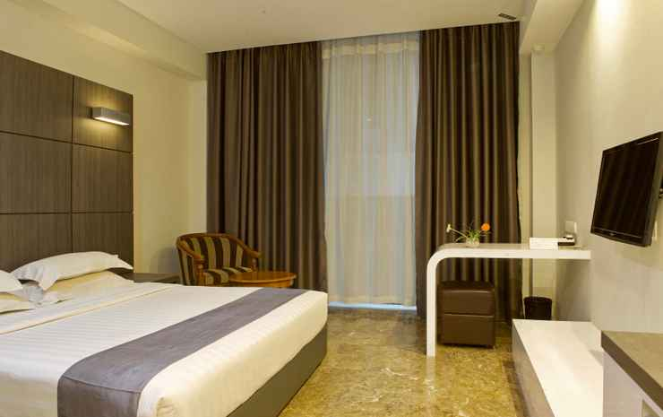 Dreamtel Jakarta Jakarta - Deluxe Double Room