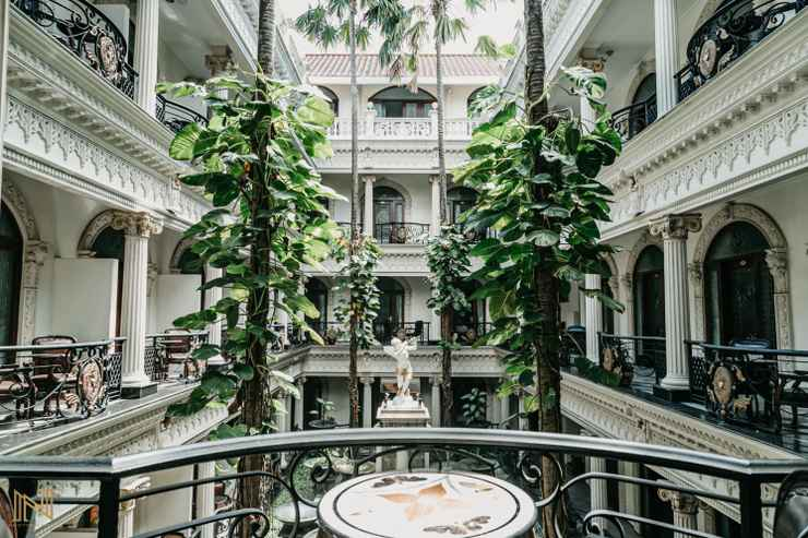 The Grand Palace Hotel Malang Klojen Indonesia