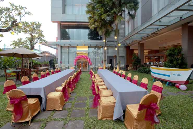 COMMON_SPACE Soll Marina Hotel Serpong