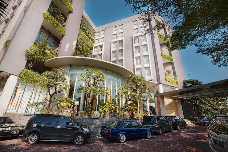 EXTERIOR_BUILDING Soll Marina Hotel Serpong