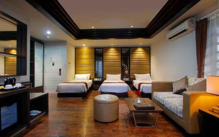 The Lerina Hotel Nusa Dua Bali - Family Suite Room -  Triple