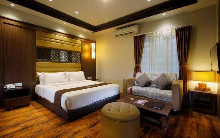 The Lerina Hotel Nusa Dua Bali - Suite Room