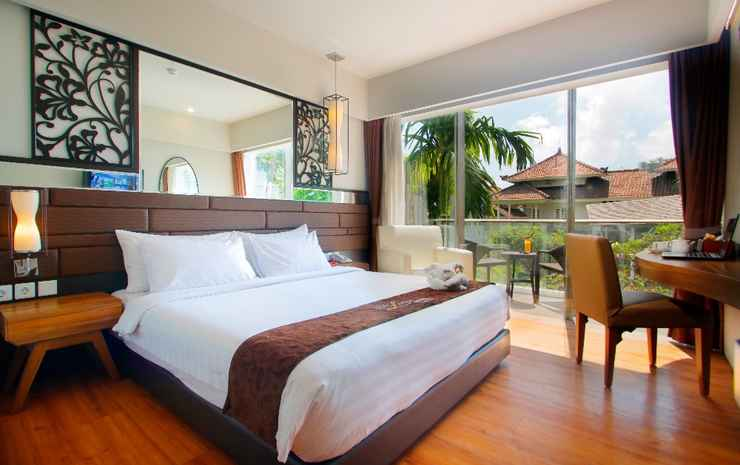 The Lerina Hotel Nusa Dua Bali - Deluxe With Balcony
