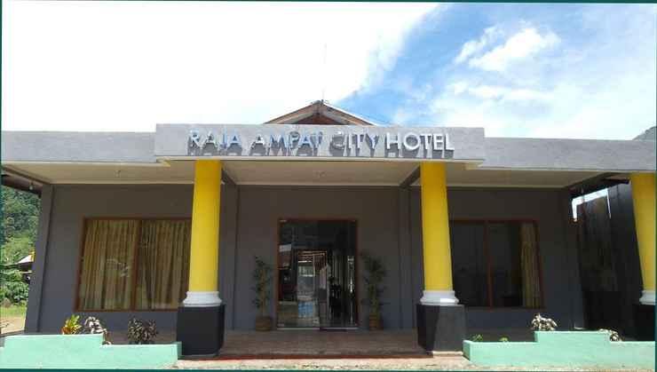 EXTERIOR_BUILDING Raja Ampat City Hotel
