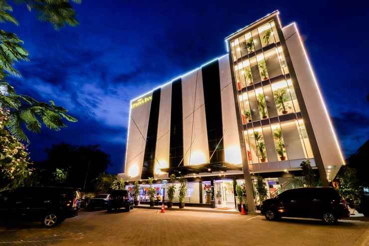 EXTERIOR_BUILDING Lovina Inn Batam Centre