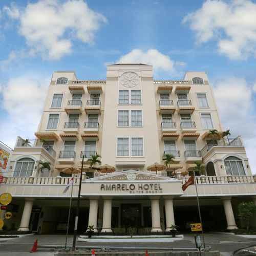 EXTERIOR_BUILDING Amarelo Hotel Solo