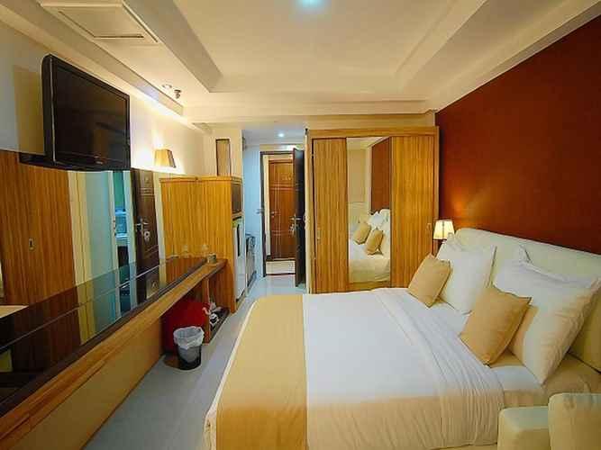 BEDROOM Kyo Serviced Apartment Jakarta By Topaz