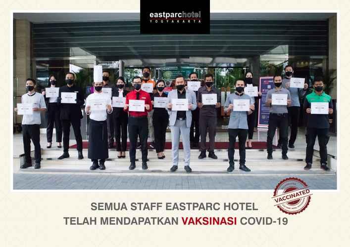HYGIENE_FACILITY Eastparc Hotel Yogyakarta