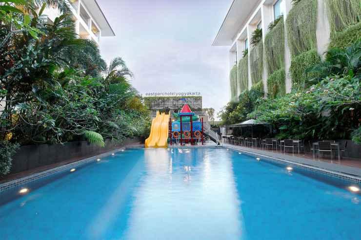 SWIMMING_POOL Eastparc Hotel Yogyakarta