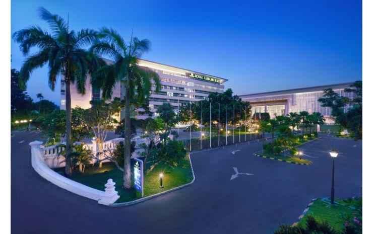 EXTERIOR_BUILDING Royal Ambarrukmo Yogyakarta