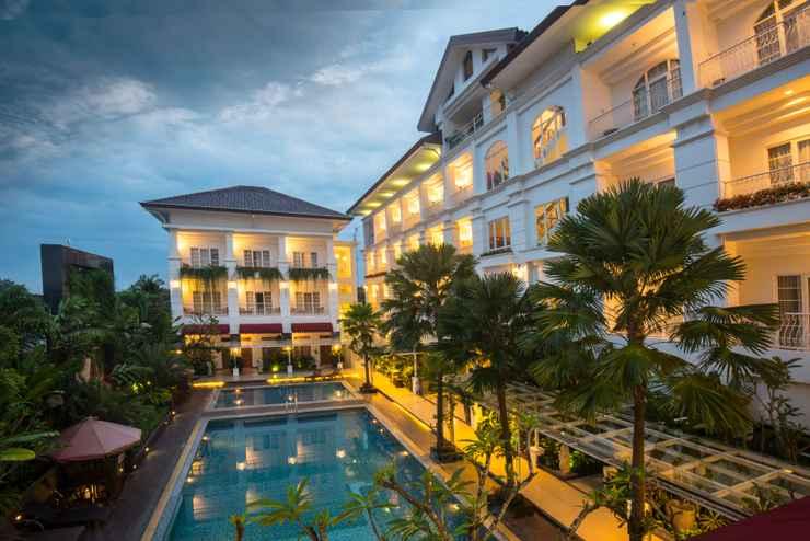 EXTERIOR_BUILDING Gallery Prawirotaman Hotel