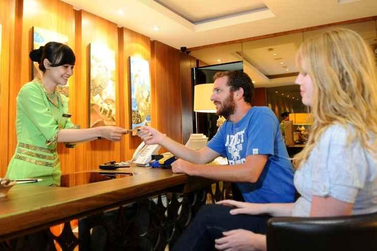 Hotel Pyrenees Jogja Malioboro Street Indonesia