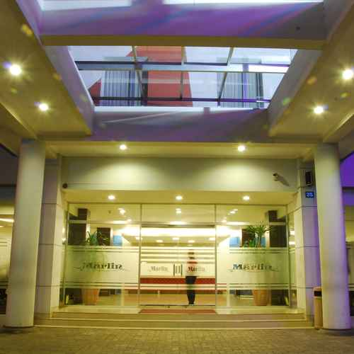 EXTERIOR_BUILDING Hotel Marlin Pekalongan