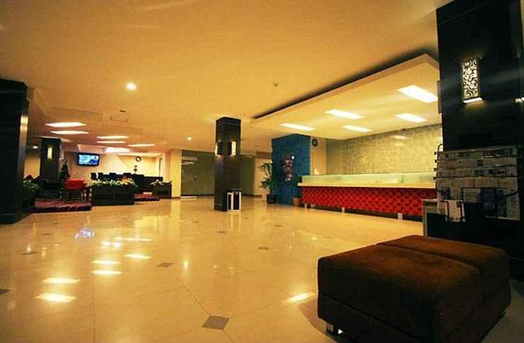 LOBBY Hotel Marlin Pekalongan
