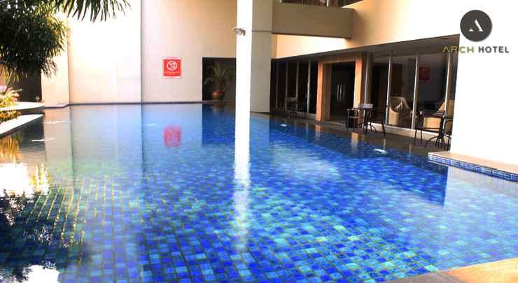 SWIMMING_POOL Arch Hotel Bogor
