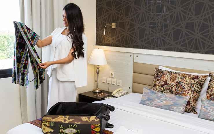 T-MORE Hotel & Lounge Kupang - Superior Double Gratis Antar Jemput Bandara
