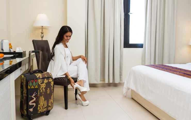 T-MORE Hotel & Lounge Kupang - Superior Twin Gratis Antar Jemput Bandara