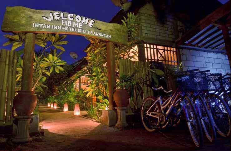 Intan Inn Hostel Gili Trawangan Indonesia