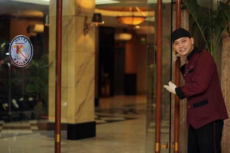 LOBBY Hotel Kaisar Jakarta
