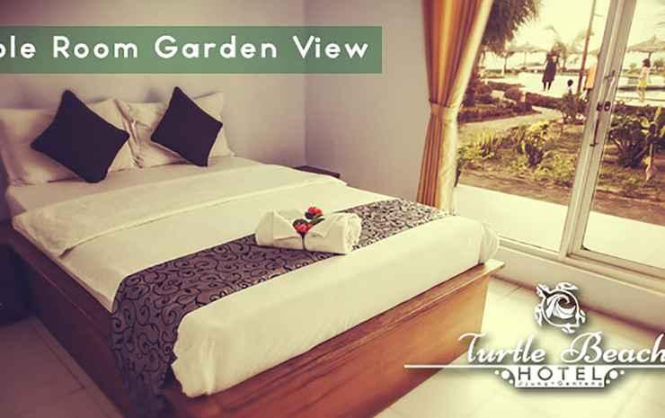 Turtle Beach Ujung Genteng Sukabumi - Family Room Garden View