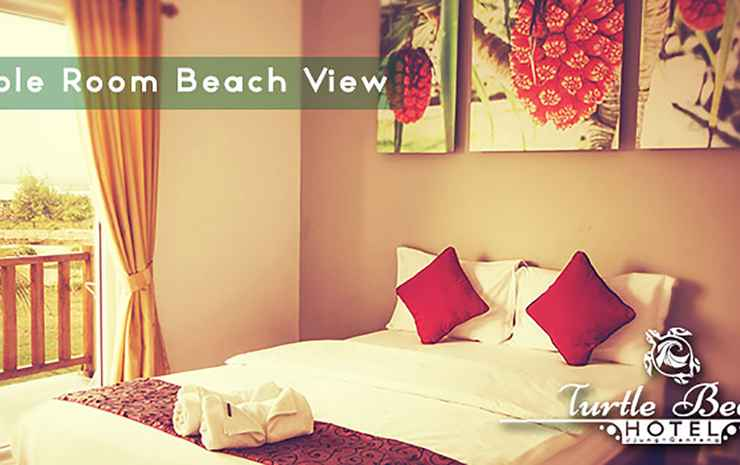 Turtle Bay Sukabumi - Family Room Beach View
