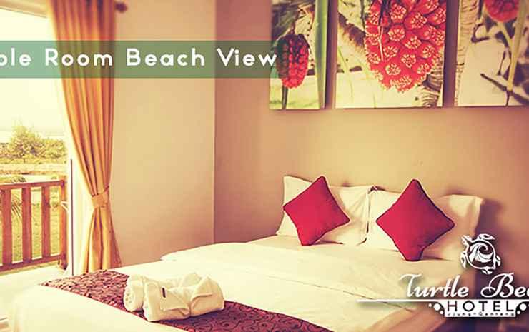 Turtle Beach Ujung Genteng Sukabumi - Family Room Beach View