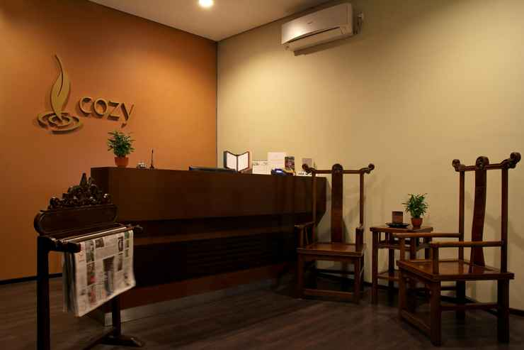 LOBBY COZY Boutique Guest House