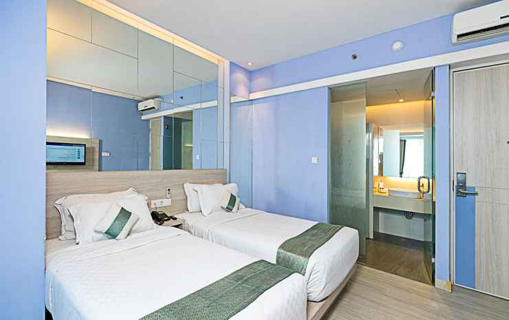 Royal City Hotel Tomang Jakarta Jakarta - Deluxe (Twin Bed) - Room Only