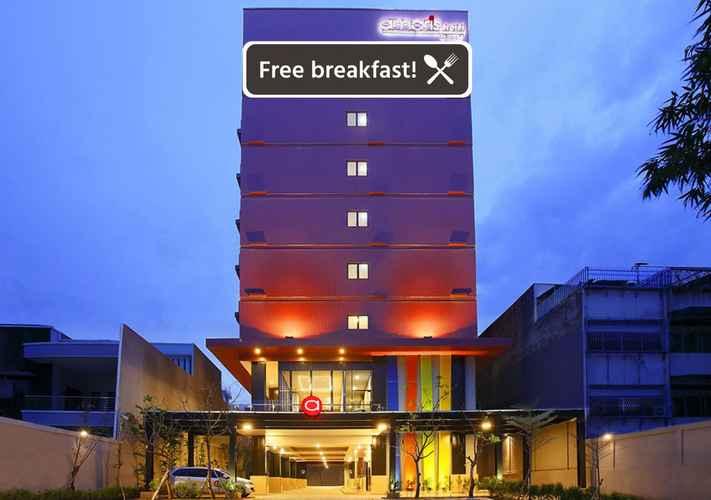 LOBBY Amaris Hotel Pasar Baru Jakarta