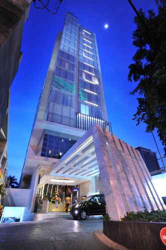 EXTERIOR_BUILDING Midtown Hotel Surabaya