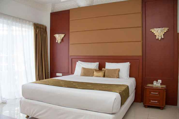 BEDROOM Grand Paradise Hotel