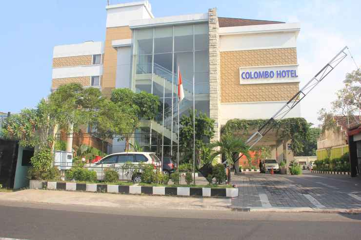 EXTERIOR_BUILDING Bueno Colombo Hotel