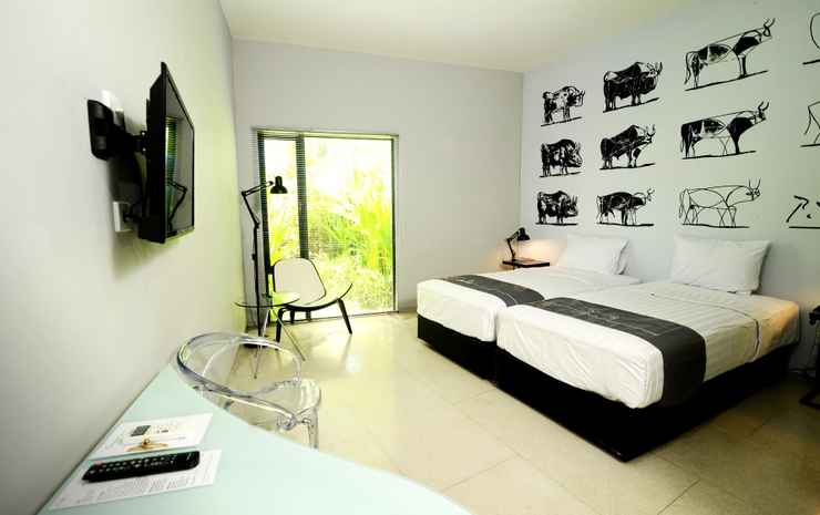 Scala Bed and Beyond Bali - Superior Room Only