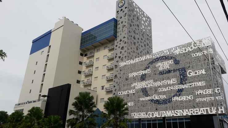EXTERIOR_BUILDING G'Sign Hotel Banjarmasin