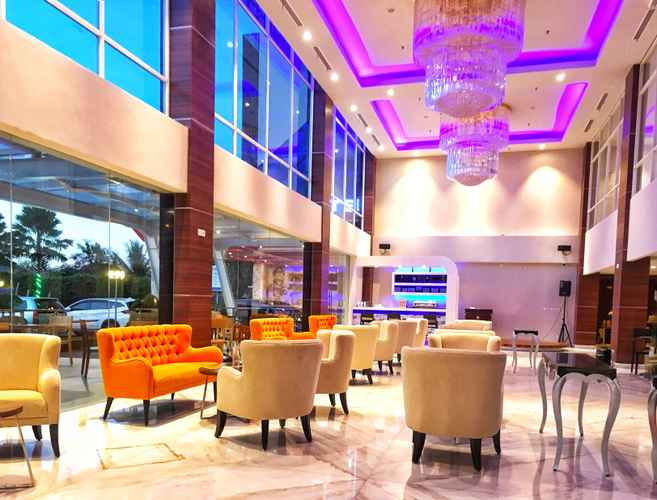 LOBBY G'Sign Hotel Banjarmasin