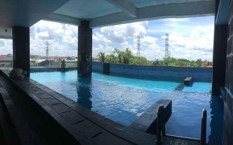 SWIMMING_POOL G'Sign Hotel Banjarmasin